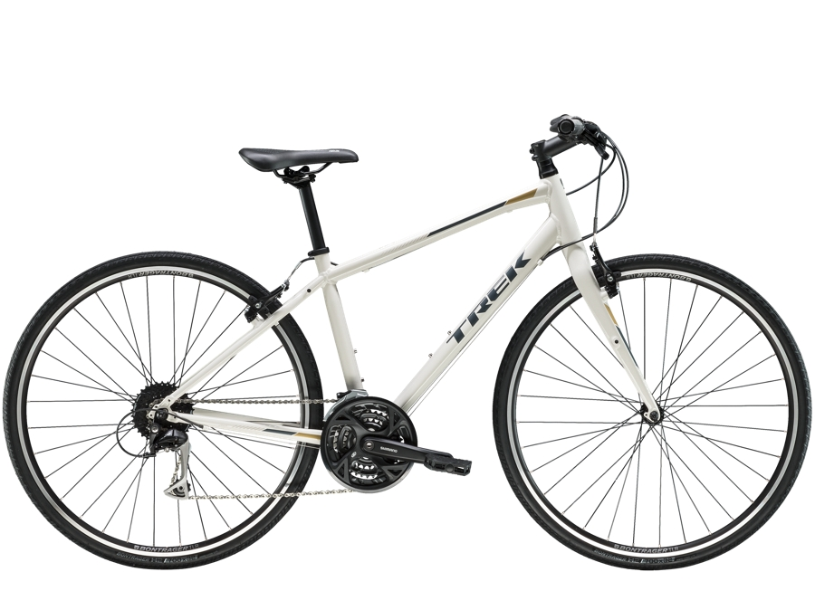 Trek FX 3 Womens M Era White - Trek FX 3 Womens M Era White