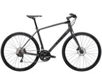 Trek FX Sport 6 S Matte Dnister Black - Bike Maniac