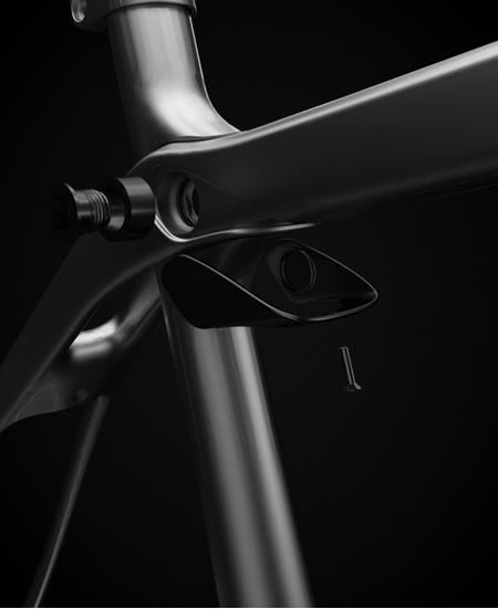 "Bikesalon - ROWER TREK #PROCALIBER 6# 2019 KOŁO 29"" CZERWONY - Feature Asset 304542 isospeed decoupler"