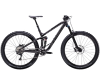 Trek Fuel EX 8 29 XT 15.5 Matte Dnister Black - Bike Maniac