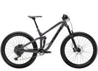 Trek Fuel EX 8 Plus 15.5 Matte Dnister Black - Bike Maniac