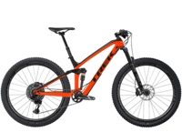 Trek Fuel EX 9.8 29 15.5 Radioactive Orange/Trek Black - Bike Maniac