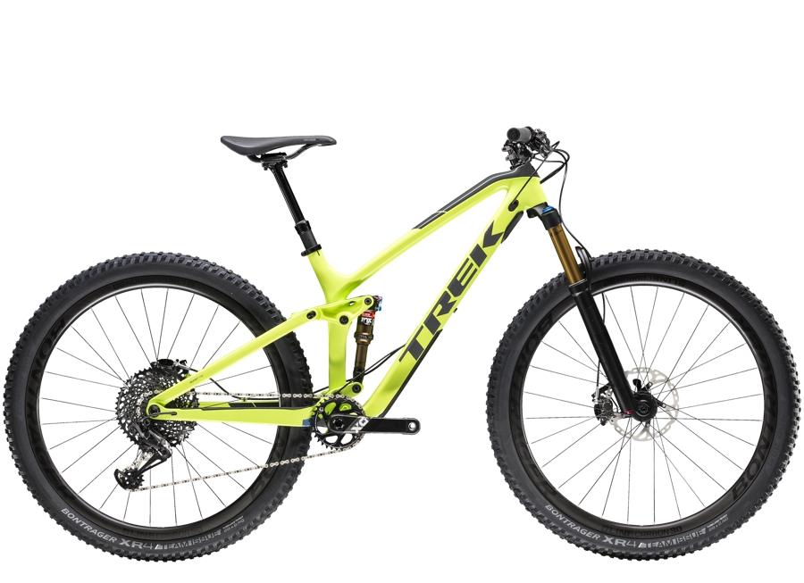 Trek Fuel EX 9.9 29 ML Volt/Solid Charcoal - Trek Fuel EX 9.9 29 ML Volt/Solid Charcoal