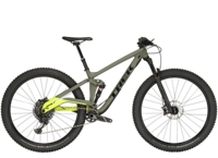Trek Full Stache 8 L (29 wheel) Matte Olive Grey/Gloss Volt Green - Zweirad Homann