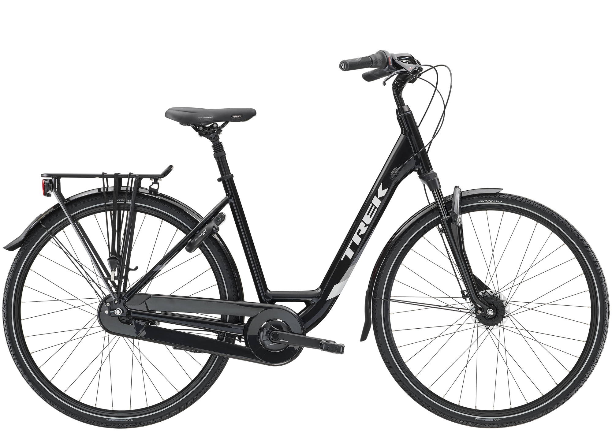 L300 Lowstep XL Trek Black NA