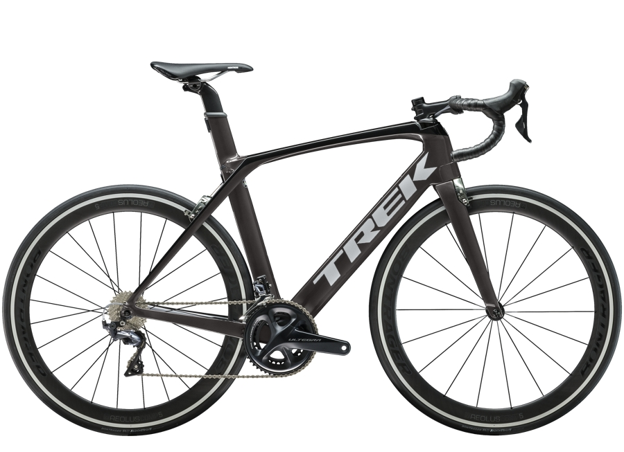 Trek Madone SL 6 52 Black/Quicksilver - Trek Madone SL 6 52 Black/Quicksilver