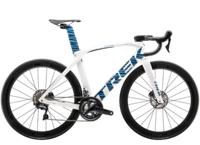 Trek Madone SLR 6 Disc Womens 50 Voodoo Trek White/Blue - Zweiradhändler Ahlen -Rennräder MTB Ebikes aus Ahlen