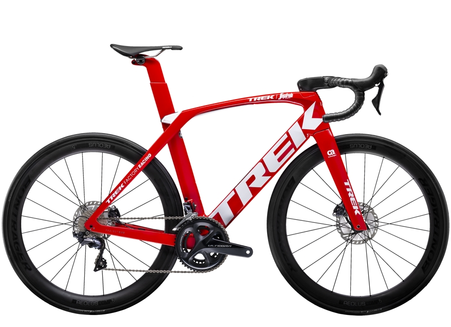 Trek Madone SLR 6 Disc 60 Viper Red/Trek White - Trek Madone SLR 6 Disc 60 Viper Red/Trek White