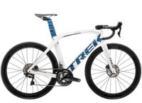 Trek Madone SLR 6 Disc 50 Voodoo Trek White/Blue - Schmiko-Sport Radsporthaus