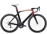 Trek Madone SLR 6 50 Matte Dnister Black/Gloss Sunburst - Bike Maniac