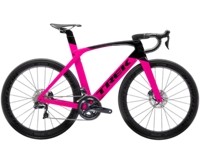 Trek Madone SLR 7 Disc Womens 50 Radioactive Pink / Trek Black - Bike Maniac