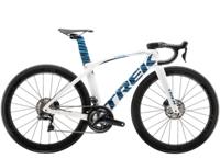 Trek Madone SLR 7 Disc Womens 50 Voodoo Trek White/Blue - Zweiradhändler Fahrradladen Ahlen
