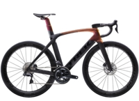 Trek Madone SLR 7 Disc 50 Matte Dnister Black/Gloss Sunburst - Bike Maniac