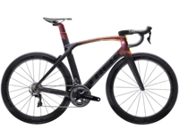 Trek Madone SLR 8 58 Matte Dnister Black/Gloss Sunburst - 2-Rad-Sport Wehrle