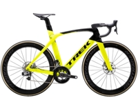 Trek Madone SLR 9 Disc eTap 50 Radioactive Yellow/Trek Black - Bike Maniac