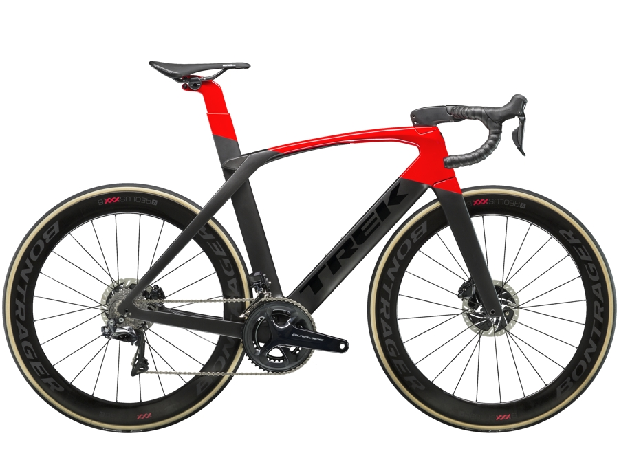 Trek Madone SLR 9 Disc 58 Matte Black/Gloss Viper Red - Trek Madone SLR 9 Disc 58 Matte Black/Gloss Viper Red