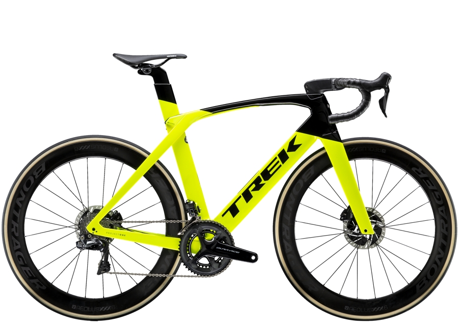 Trek Madone SLR 9 Disc 50 Radioactive Yellow/Trek Black - Trek Madone SLR 9 Disc 50 Radioactive Yellow/Trek Black