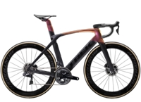 Trek Madone SLR 9 Disc 50 Matte Dnister Black/Gloss Sunburst - Bike Maniac