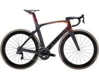 Trek Madone SLR 9 50 Matte Dnister Black/Gloss Sunburst - Schmiko-Sport Radsporthaus