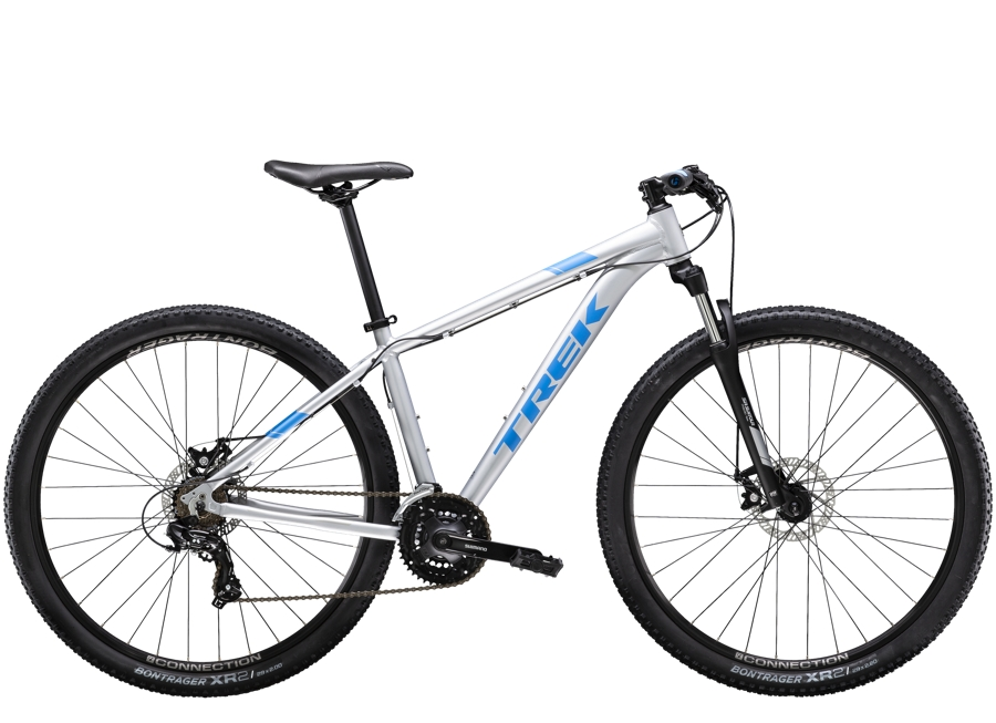 Trek Marlin 4 15.5 (27.5) Matte Quicksilver - Trek Marlin 4 15.5 (27.5) Matte Quicksilver