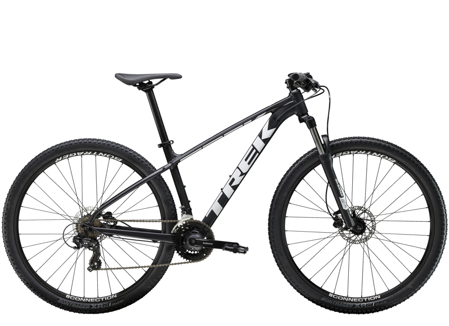 Trek Marlin 5 L (29 wheel) Matte Trek Black - Trek Marlin 5 L (29 wheel) Matte Trek Black