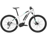 Trek Powerfly 4 Womens S Crystal White - Zweirad Homann