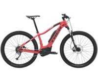 Trek Powerfly 4 Womens S Matte Infrared - Zweirad Homann