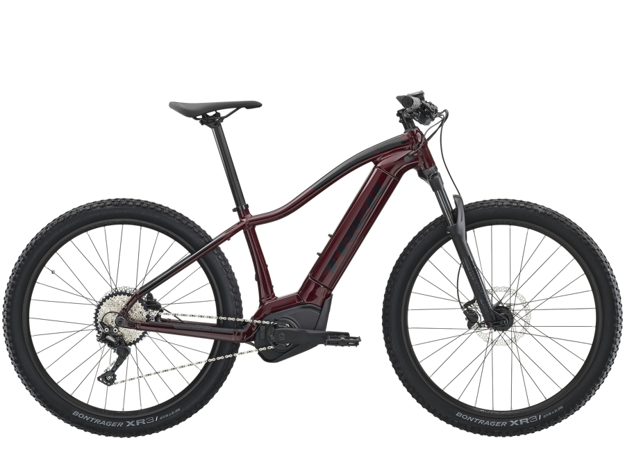 Trek Powerfly 5 Womens S (27.5 wheel) Cobra Blood - Trek Powerfly 5 Womens S (27.5 wheel) Cobra Blood