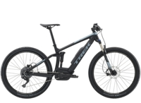 Trek Powerfly FS 4 15.5 Matte Trek Black - Bike Maniac