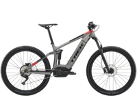 Trek Powerfly FS 5 15.5 Matte Anthracite - 2-Rad-Sport Wehrle