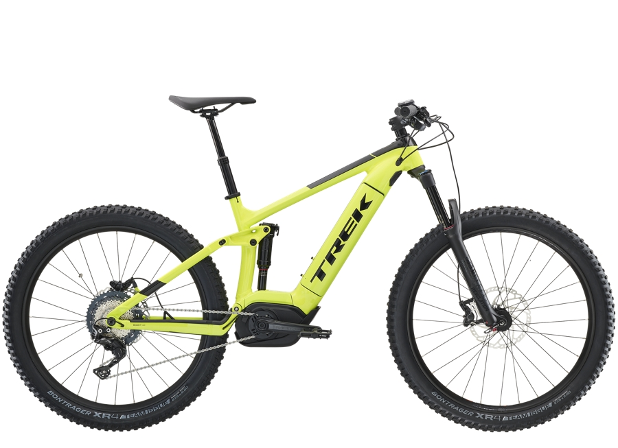 Trek Powerfly FS 7 Plus S Volt Green - Trek Powerfly FS 7 Plus S Volt Green
