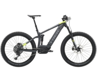 Trek Powerfly FS 9 Plus 15.5 Matte Solid Charcoal - Zweirad Homann