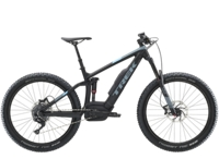 Trek Powerfly LT 4 Plus 18.5 Matte Trek Black - 2-Rad-Sport Wehrle