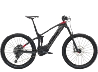 Trek Powerfly LT 9.7 Plus ML Dnister Black/Rage Red - Schmiko-Sport Radsporthaus