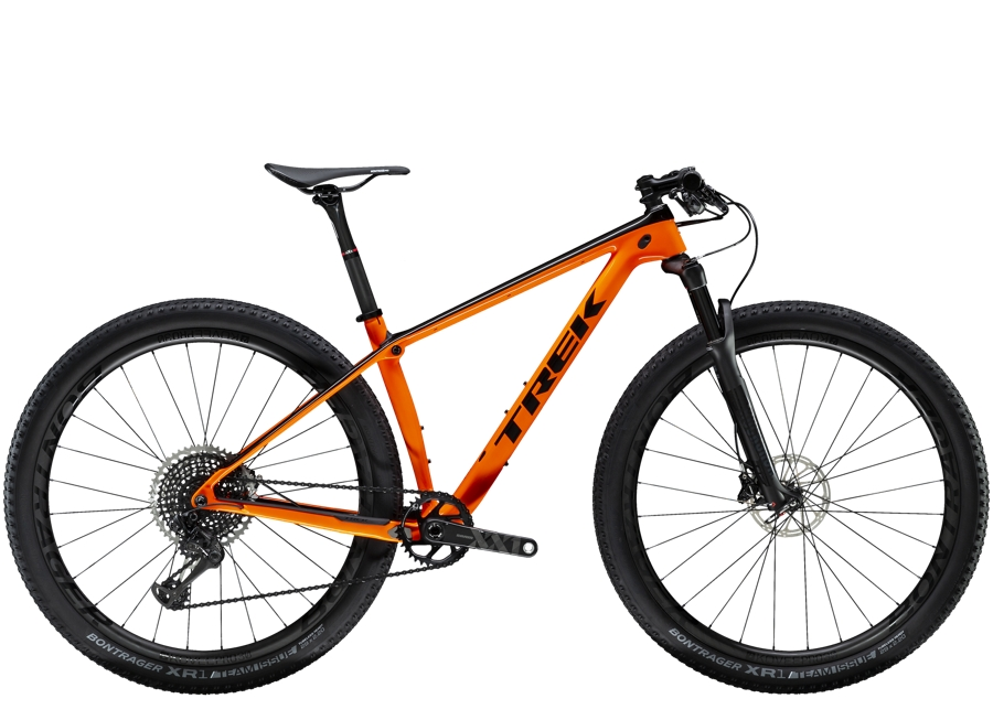 Trek Procaliber 9.9 SL 21.5 (29 wheel) Radioactive Orange/Trek Black - Trek Procaliber 9.9 SL 21.5 (29 wheel) Radioactive Orange/Trek Black