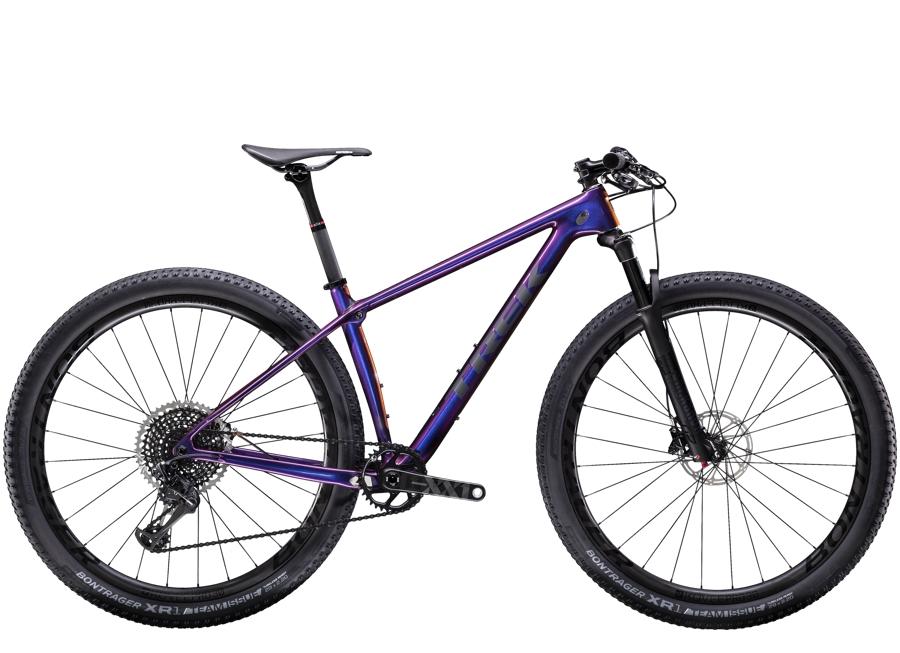 Trek Procaliber 9.9 SL 21.5 (29 wheel) Gloss Purple Phaze/Matte Trek Black - Trek Procaliber 9.9 SL 21.5 (29 wheel) Gloss Purple Phaze/Matte Trek Black