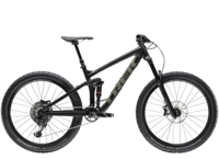 Trek Remedy 8 ML Matte Trek Black - Zweirad Homann