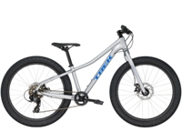 Trek Roscoe 24 24 wheel Quicksilver/Royal - Bike Maniac