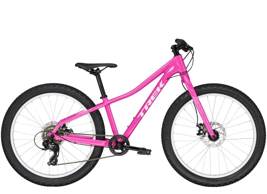 Trek Roscoe 24 24 wheel Flamingo Pink - Trek Roscoe 24 24 wheel Flamingo Pink