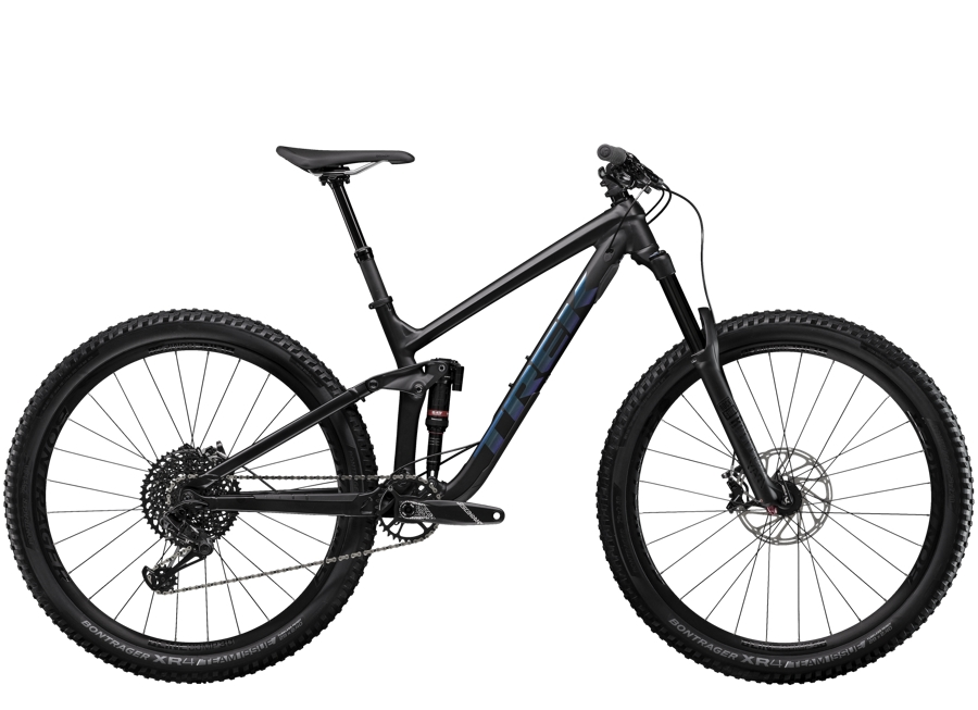 Trek Slash 8 17.5 Matte Trek Black - Trek Slash 8 17.5 Matte Trek Black