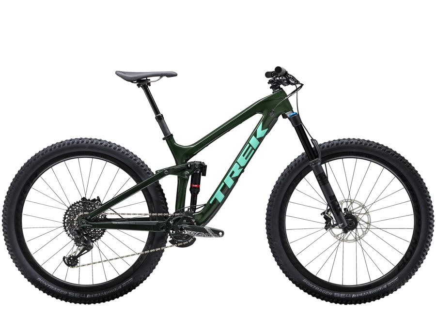 Trek Slash 9.8 19.5 British Racing Green - Trek Slash 9.8 19.5 British Racing Green