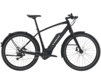 Trek Super commuter+ 7 S Matte Trek Black - Bike Maniac