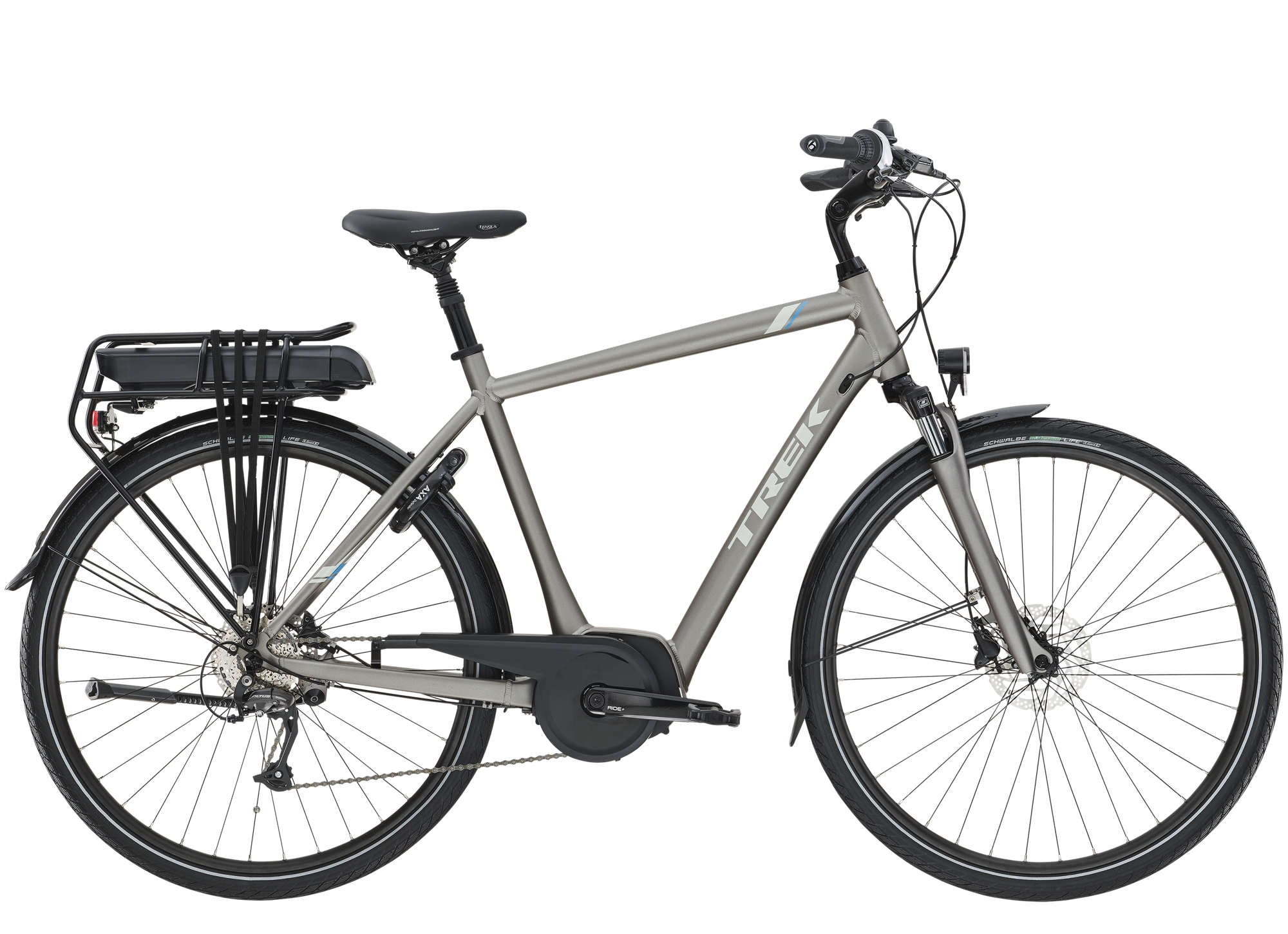 TM1+ Men L Matte Metallic Gunmetal 300WH