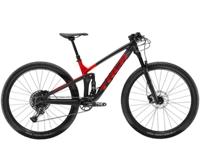 Trek Top Fuel 8 L Matte Trek Black/Gloss Viper Red - Schmiko-Sport Radsporthaus