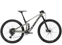 Trek Top Fuel 9.7 L Metallic Gunmetal/Dnister Black - Schmiko-Sport Radsporthaus