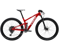 Trek Top Fuel 9.8 SL M (29 wheel) Viper Red/Trek White - Bike Maniac