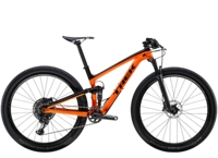 Trek Top Fuel 9.8 SL 17.5 (29 wheel) Radioactive Orange/Trek Black - Bike Maniac