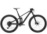 Trek Top Fuel 9.8 ML Matte Carbon/Gloss Trek Black - Schmiko-Sport Radsporthaus