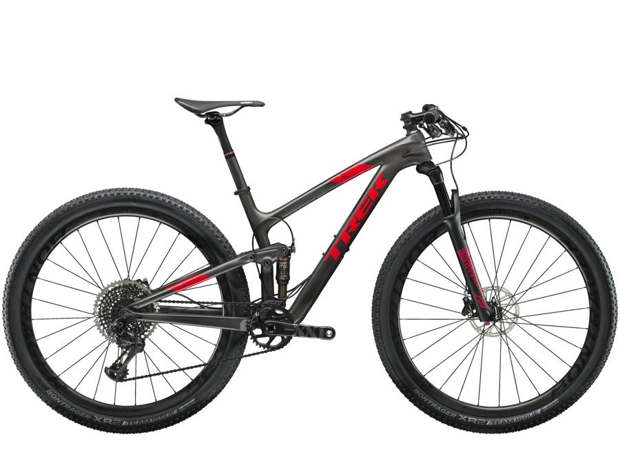 Trek Top Fuel 9.9 SL 19.5 (29 wheel) Matte Carbon Smoke - Trek Top Fuel 9.9 SL 19.5 (29 wheel) Matte Carbon Smoke