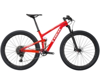 Trek Top Fuel 9.9 SL 17.5 (29 wheel) Viper Red/Trek White - Bike Maniac